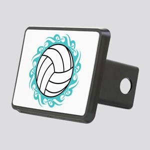 tribal volleyball Hitch Cover